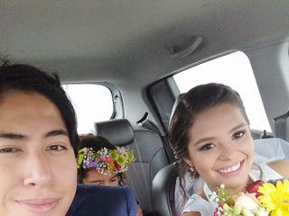 La boda de Jazmín y Octavio 1