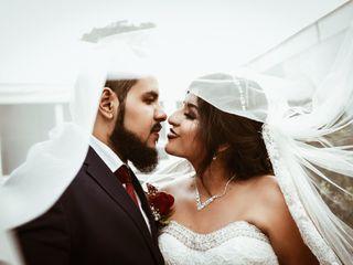 La boda de Ely y Sergio