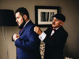 La boda de Ely y Sergio 3