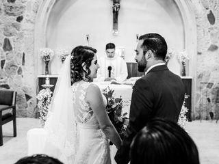 La boda de Yamin y Victor