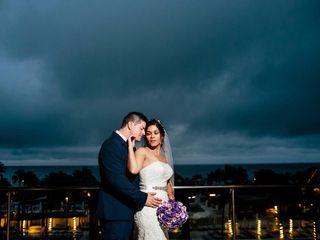 La boda de Selyn y Dustin