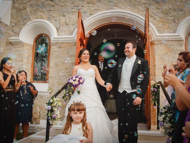 La boda de Leidy y Antonio