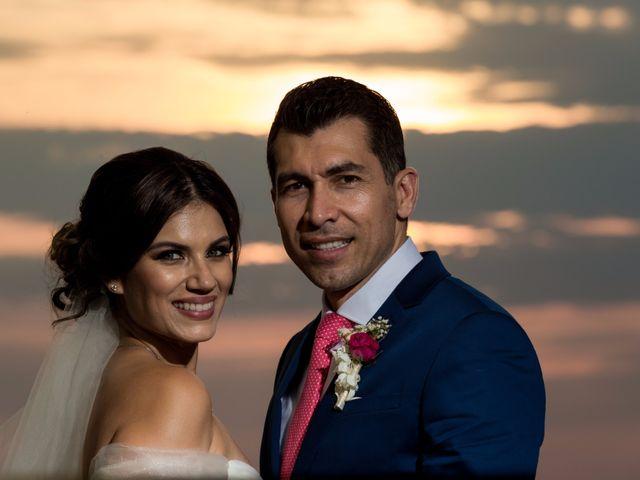 La boda de Vanessa y jhonatan
