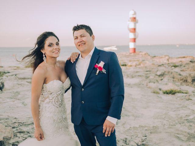 La boda de Mina y Jasper