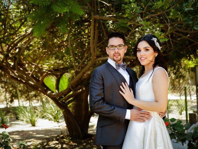 La boda de Alexandra y Raul