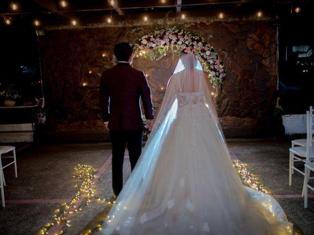 La boda de Génesis  y Alejandro
