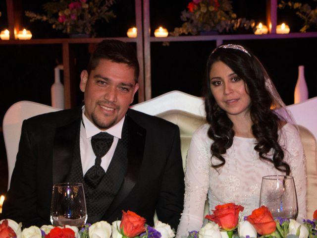 La boda de Miriam y Luís Ángel