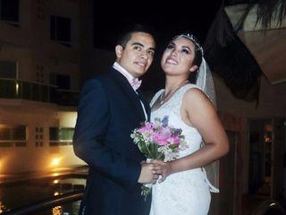 La boda de Massiel y Miguel