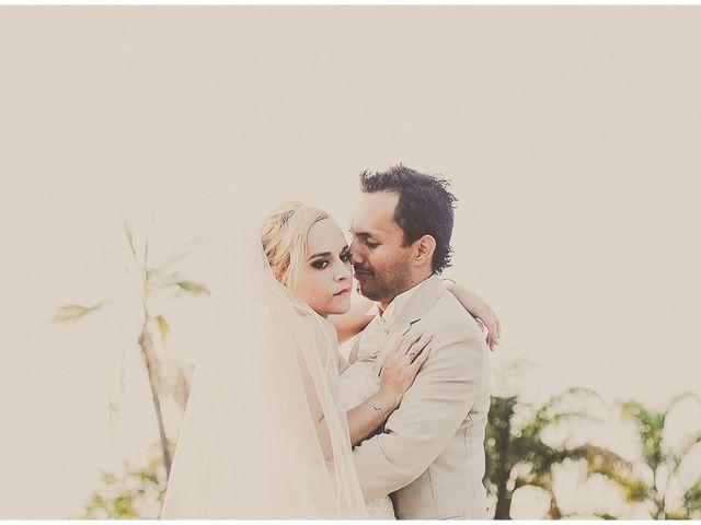 La boda de Sandrin y Alan