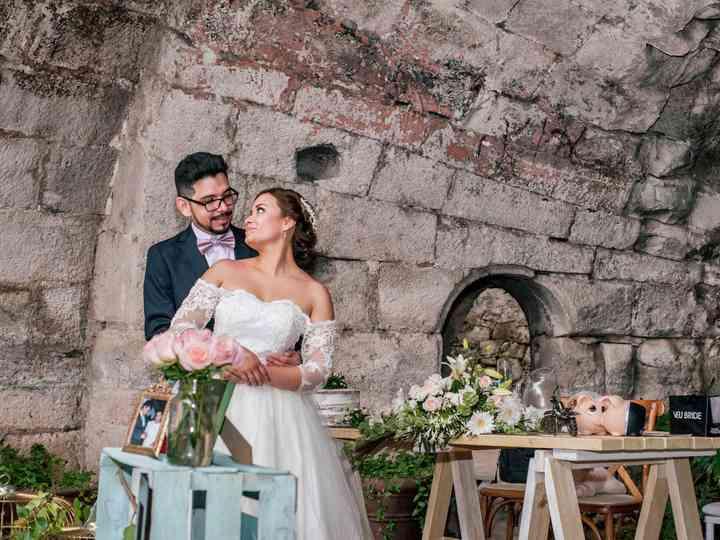La boda de Fabiola y Ivan
