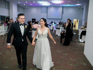 La boda de Pame y Juan Carlos 1