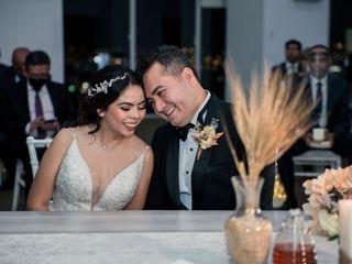 La boda de Pame y Juan Carlos