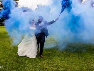 La boda de Esme y Hugo
