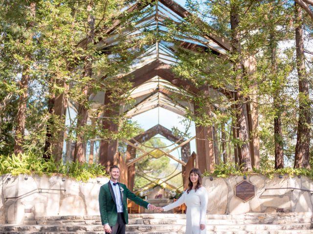 La boda de Amanda y Jesse
