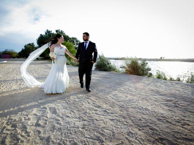 La boda de Kenia y Francisco