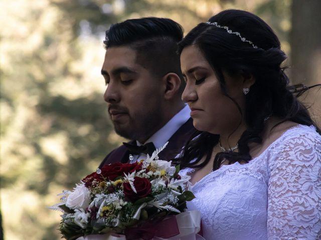 La boda de Vanessa y Daniel