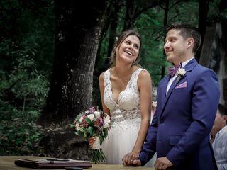 La boda de Bárbara y Lalo