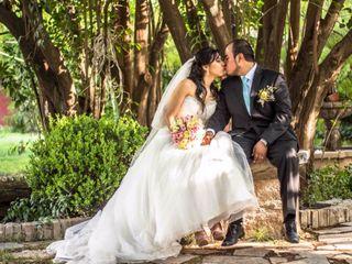La boda de Cynthia y Manuel 1