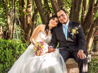 La boda de Cynthia y Manuel 2
