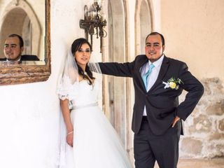 La boda de Cynthia y Manuel