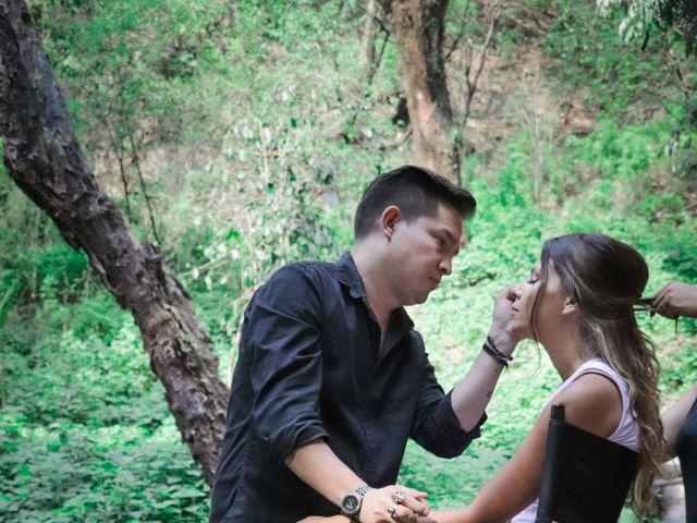 La boda de Lalo y Bárbara en Tepoztlán, Morelos 4
