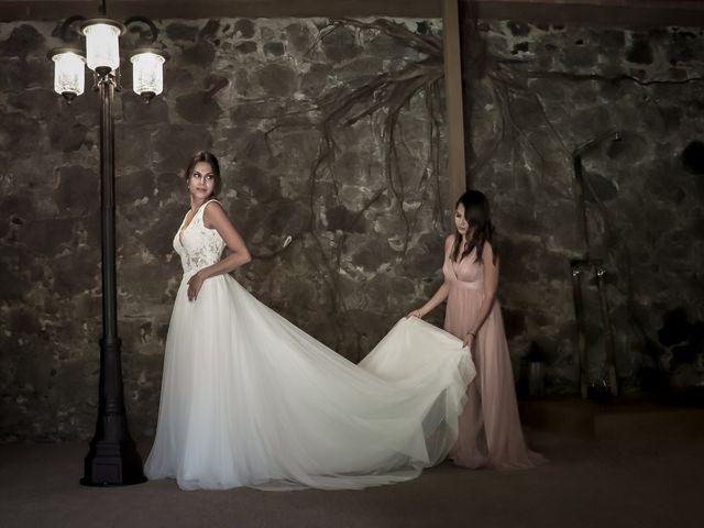 La boda de Lalo y Bárbara en Tepoztlán, Morelos 12