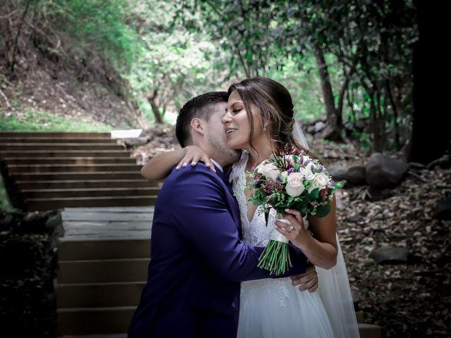 La boda de Lalo y Bárbara en Tepoztlán, Morelos 14