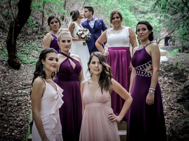 La boda de Lalo y Bárbara en Tepoztlán, Morelos 16