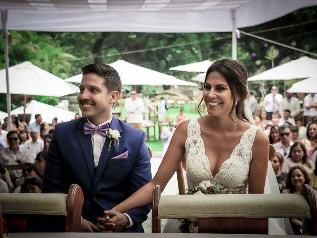 La boda de Lalo y Bárbara en Tepoztlán, Morelos 19