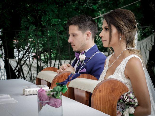 La boda de Lalo y Bárbara en Tepoztlán, Morelos 20