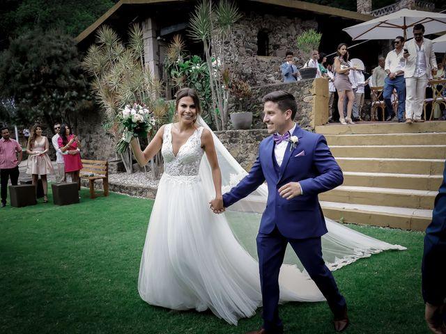 La boda de Lalo y Bárbara en Tepoztlán, Morelos 21