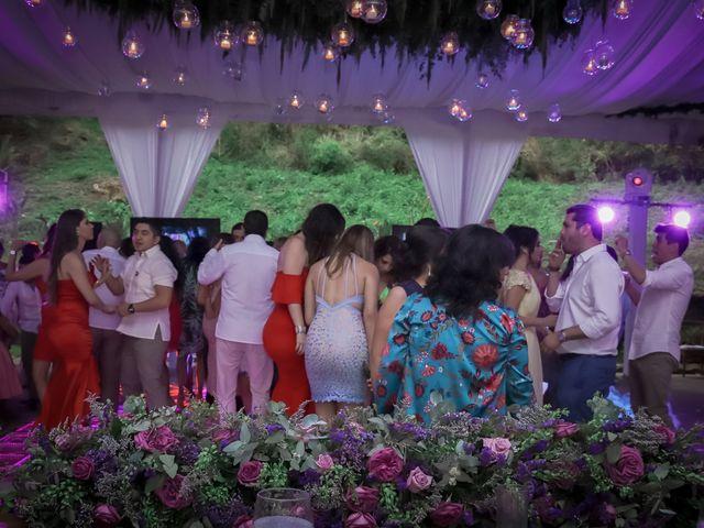 La boda de Lalo y Bárbara en Tepoztlán, Morelos 37