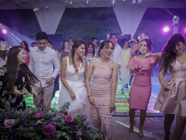 La boda de Lalo y Bárbara en Tepoztlán, Morelos 38