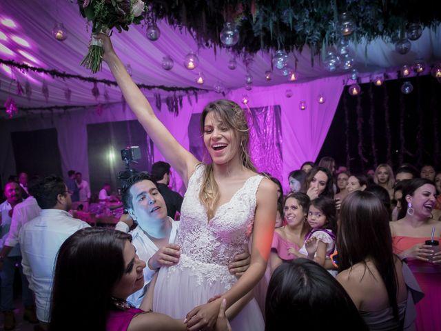 La boda de Lalo y Bárbara en Tepoztlán, Morelos 44