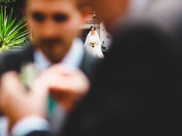La boda de Óscar y Lorena en Tlalpan, Ciudad de México 1