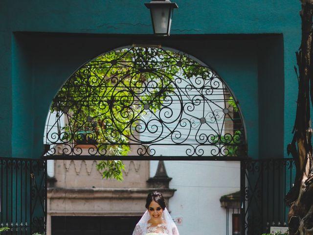 La boda de Óscar y Lorena en Tlalpan, Ciudad de México 3