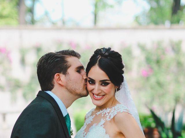 La boda de Óscar y Lorena en Tlalpan, Ciudad de México 4