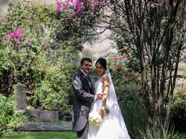 La boda de Óscar y Lorena en Tlalpan, Ciudad de México 5