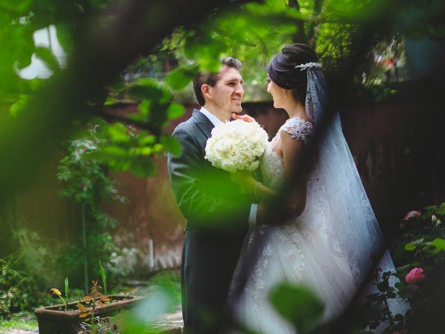 La boda de Óscar y Lorena en Tlalpan, Ciudad de México 7