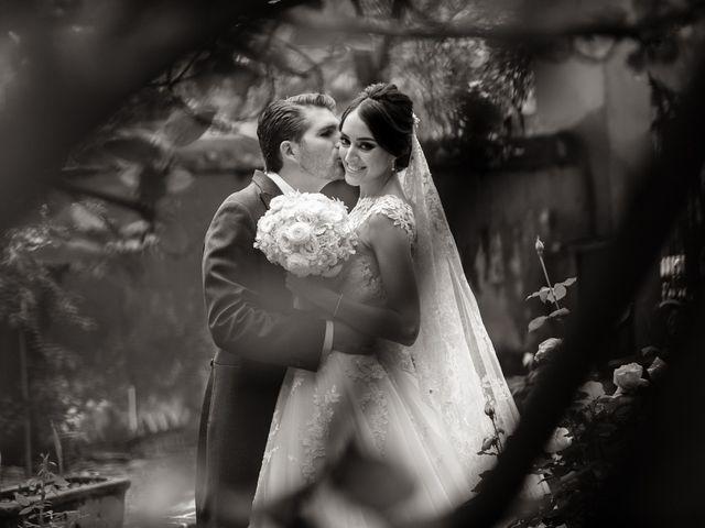 La boda de Óscar y Lorena en Tlalpan, Ciudad de México 9