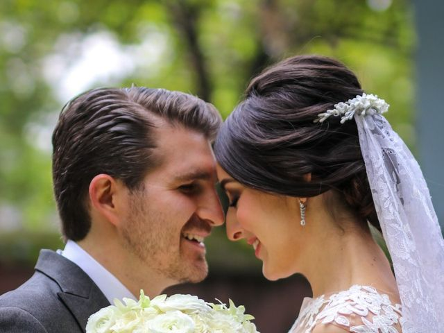 La boda de Óscar y Lorena en Tlalpan, Ciudad de México 10