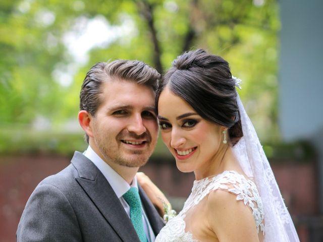 La boda de Óscar y Lorena en Tlalpan, Ciudad de México 11