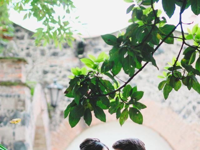 La boda de Óscar y Lorena en Tlalpan, Ciudad de México 12