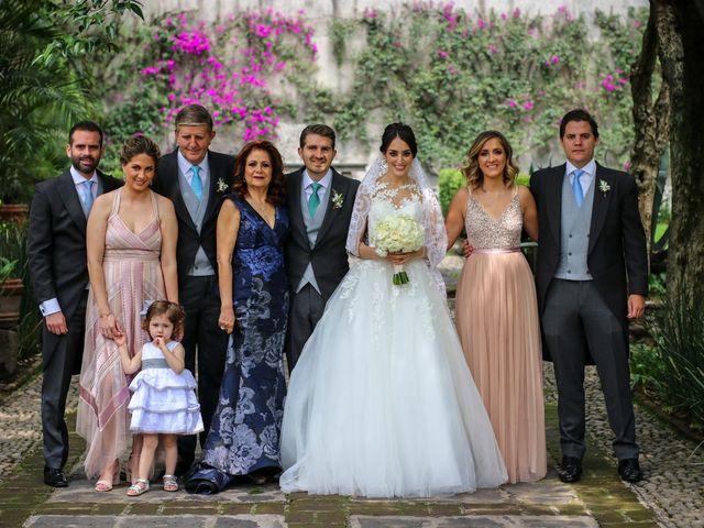 La boda de Óscar y Lorena en Tlalpan, Ciudad de México 15