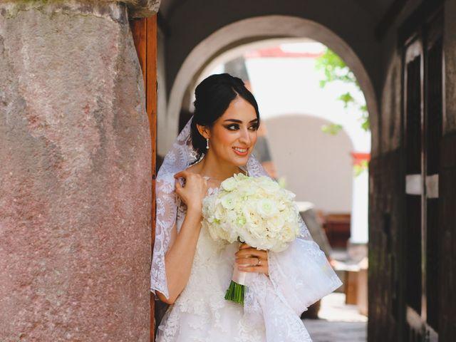 La boda de Óscar y Lorena en Tlalpan, Ciudad de México 23