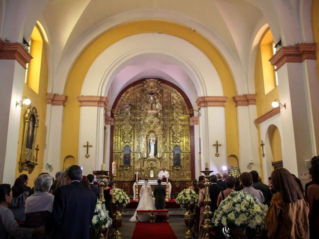 La boda de Óscar y Lorena en Tlalpan, Ciudad de México 24
