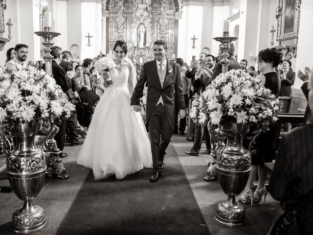 La boda de Óscar y Lorena en Tlalpan, Ciudad de México 27