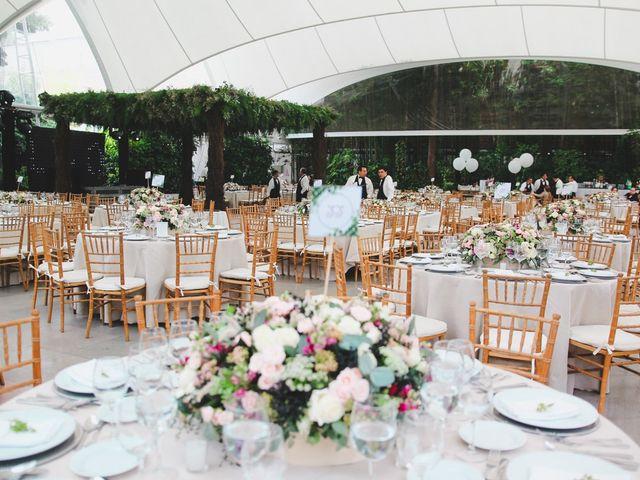 La boda de Óscar y Lorena en Tlalpan, Ciudad de México 33