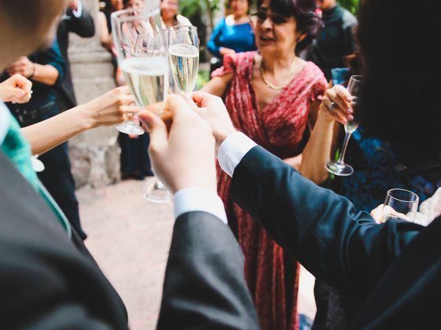 La boda de Óscar y Lorena en Tlalpan, Ciudad de México 35