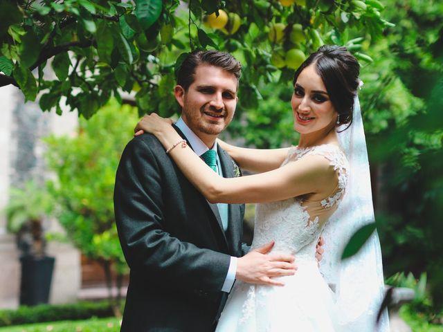 La boda de Óscar y Lorena en Tlalpan, Ciudad de México 37